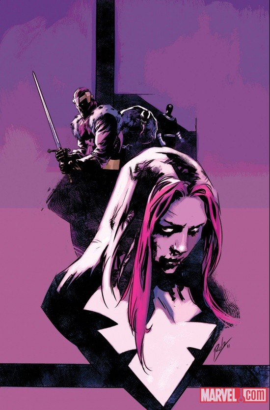 Thunderbolts #163.1 cover by Roberto De La Torre