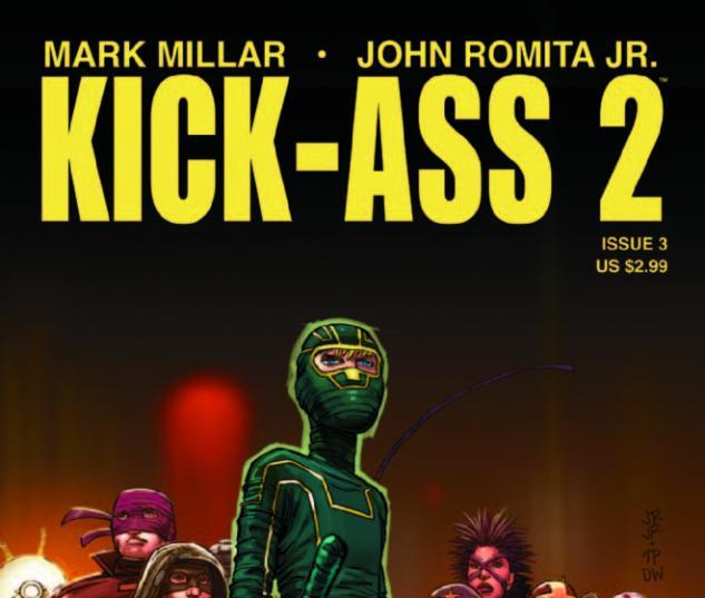 KICK-ASS 2 3