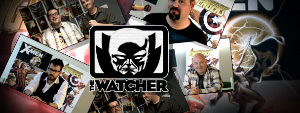 Watch Episode 40 of the Watcher: CreativeRetreat