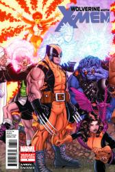 Wolverine &amp; the X-Men #1  (Bradshaw Variant)