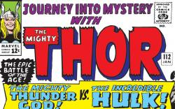 Journey Into Mystery (1952) #112