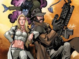 Salvador Larroca Covers X-Treme X-Men #1