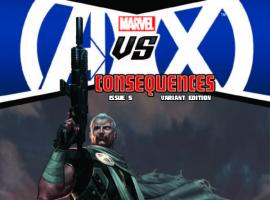 AVX: CONSEQUENCES 5 MOLINA VARIANT (1 FOR 30, WITH DIGITAL CODE)