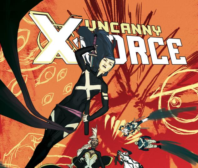 UNCANNY X-FORCE 5 (NOW, WITH DIGITAL CODE)