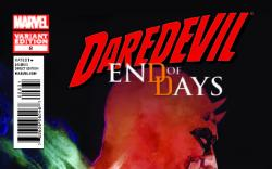 DAREDEVIL: END OF DAYS 8 SIENKIEWICZ VARIANT (WITH DIGITAL CODE)