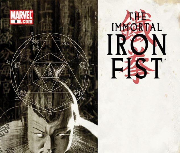 Immortal Iron Fist (2006) #9