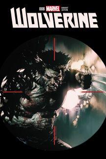 Wolverine (2013) #8 (Yu Variant)