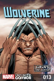 Wolverine: Japan's Most Wanted Infinite Comic (2013) #13