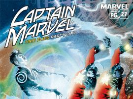 Captain Marvel (2000) #27