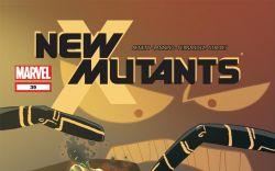 NEW MUTANTS (2010) #39 Cover