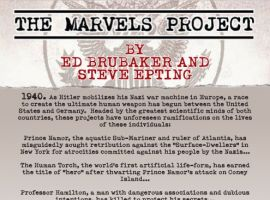 The Marvels Project (2009) #4