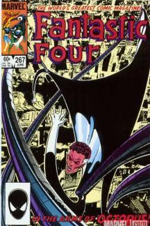 Fantastic Four (1961) #267