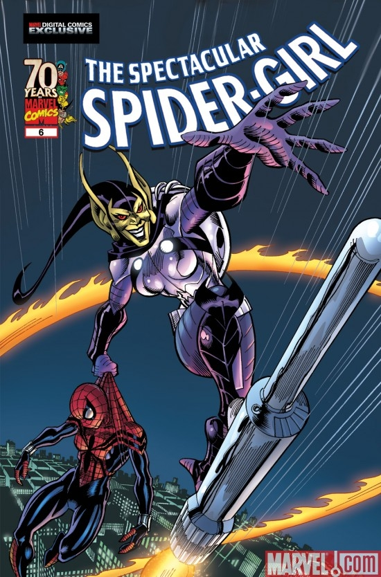 Spider-Girl (1998) #6
