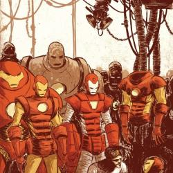 Iron Man &amp; the Armor Wars (2009) #1