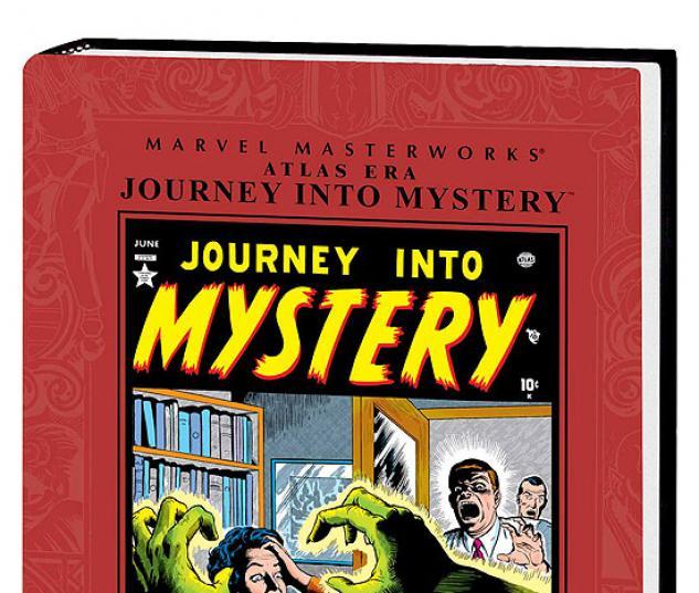 MARVEL MASTERWORKS: ATLAS ERA JOURNEY INTO MYSTERY VOL. 1 #0