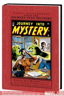 Marvel Masterworks: Atlas Era Journey Into Mystery Vol. 1 (Hardcover)