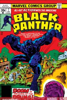 Black Panther (1976) #7