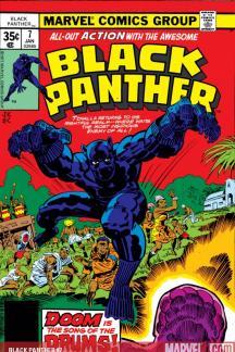 Black Panther (1976) #7