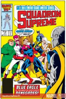 Squadron Supreme (1985) #11