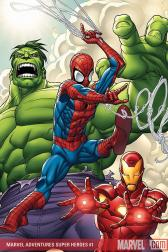 Marvel Adventures Super Heroes #1