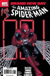 Amazing Spider-Man #548