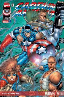 Captain America (1996) #5