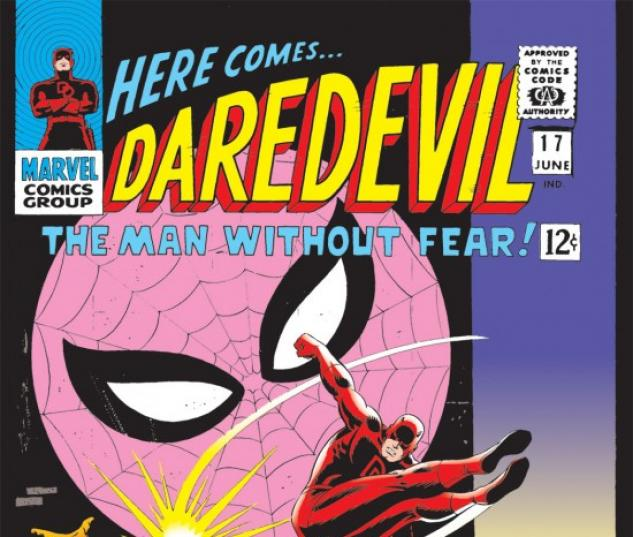 DAREDEVIL #17 COVER