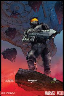 Halo: Uprising #1