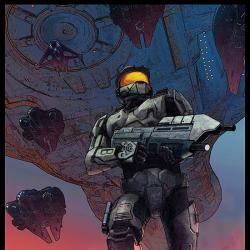 Halo: Uprising (2007) #1