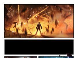 Marvel Comics Presents #1 Interior Page