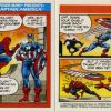 Spider-Man Presents:Captain America, Card #157