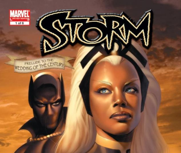 Storm (2006) #1