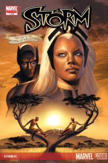 Storm (2006) #1