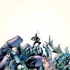 IRREDEEMABLE ANT-MAN (2008) #1 COVER