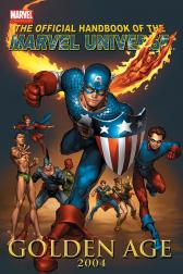 Official Handbook of the Marvel Universe #8