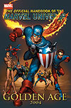 Official Handbook of the Marvel Universe (2004) #8