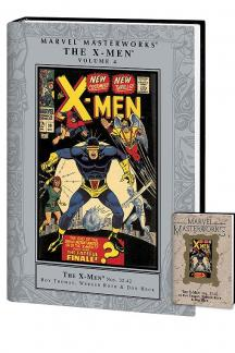 Marvel Masterworks: The X-Men Vol. 4 (Hardcover)