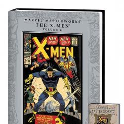 MARVEL MASTERWORKS: THE X-MEN VOL. 4 COVER