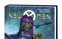 NEW X-MEN VOL. 3 HC COVER