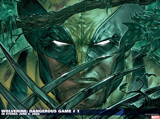 WOLVERINE: DANGEROUS GAME #1