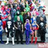 Dragon*Con 2010: Marvel Universe Photo Shoot