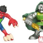 Super Hero Squad Two-Packs: Reptile and Dr. Doom