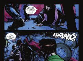 DAREDEVIL #511 preview page by Roberto De La Torre