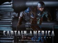 Captain America: The First Avenger Movie Wallpaper #2