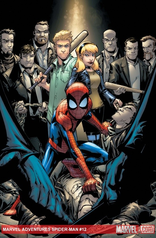 SPIDER-MAN #12
