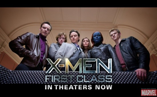 X-Men: First Class Wallpaper #9