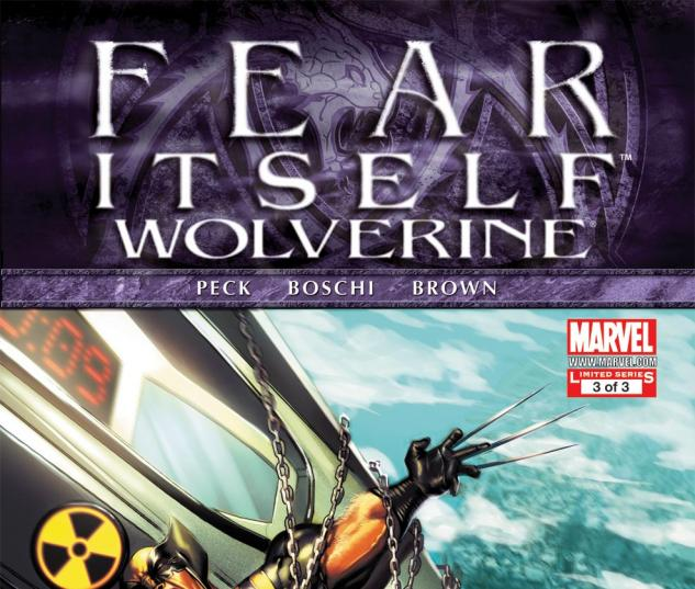 Fear Itself: Wolverine (2011) #3
