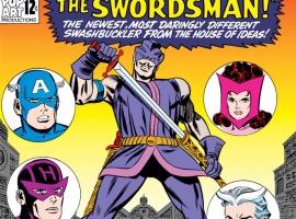 Avengers (1963) #19 cover