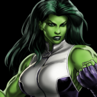 She-Hulk from Marvel: Avengers Alliance