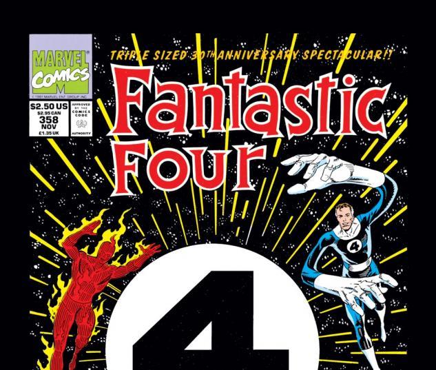 Fantastic Four (1964) #358